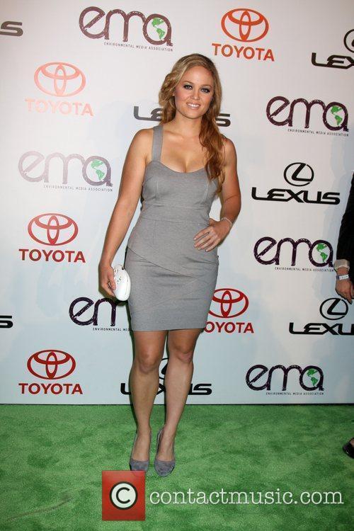 Erika Christensen arrives to the 2010 Environmental Media...