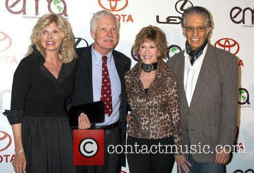 Ted Turner and Jane Fonda 4