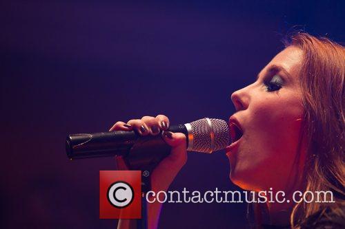 Epica performing live at Incrivel Almadense in Almada...