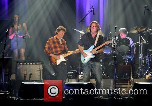 Eric Clapton and Steve Winwood 4