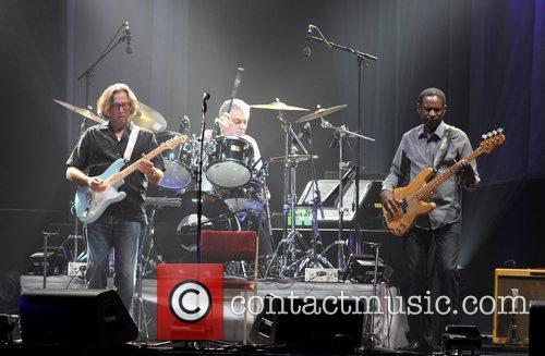 Eric Clapton and Steve Winwood 7