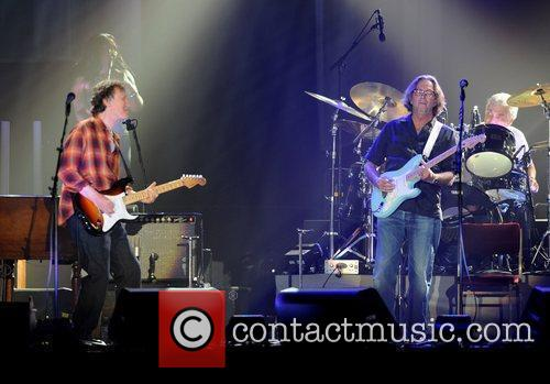 Eric Clapton and Steve Winwood 9