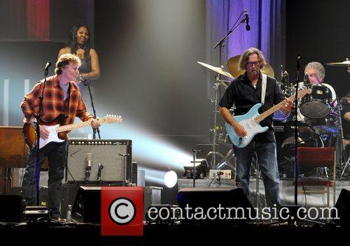 Eric Clapton and Steve Winwood 6