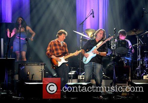 Eric Clapton and Steve Winwood 8