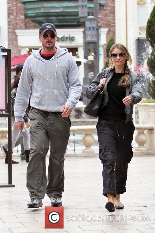 Eric Dane and Rebecca Gayheart 10