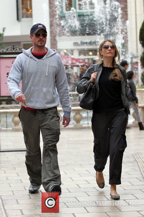 Eric Dane and Rebecca Gayheart 4