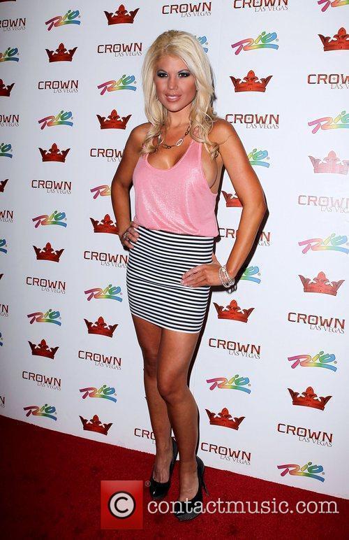 Erica Chevillar  MMA Xplosion Ring Girl Competition...