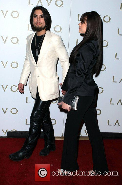 Erotica Ball hosted by Dave Navarro at Lavo...