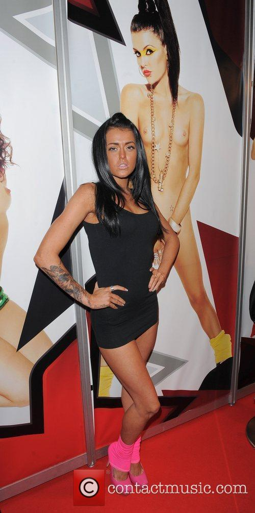 Stacey Lacey Erotica 2010, held at Kensington Olympia...