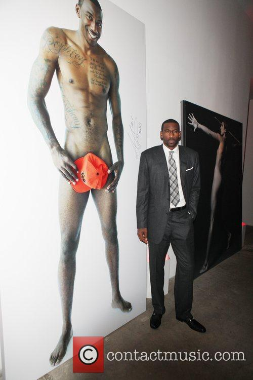 Amar'e Stoudemire ESPN The Magazine's Body Event at...