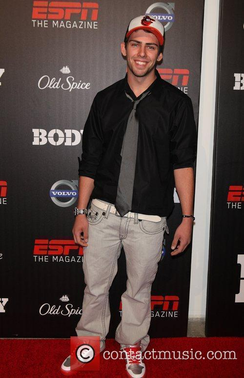 Chris Plys ESPN The Magazine's Body Event at...