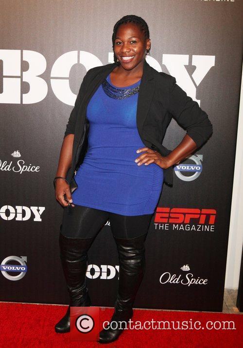 Amber Campbell  ESPN The Magazine's Body Event...