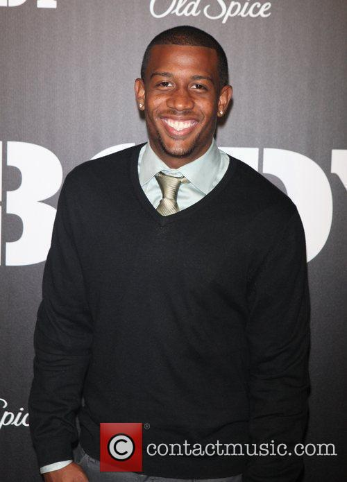 Jeremy Hall ESPN The Magazine's Body Event at...