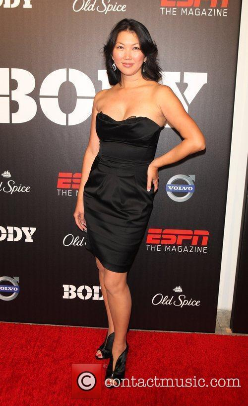 Jeanette Lee ESPN The Magazine's Body Event at...