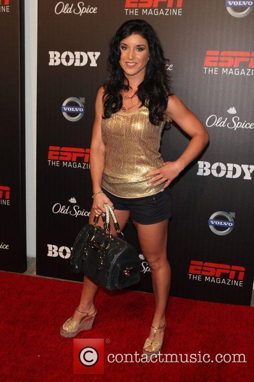 Allison Baver ESPN The Magazine's Body Event at...