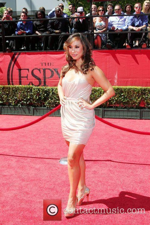 2010 ESPY Awards at Nokia Theatre L.A. Live...