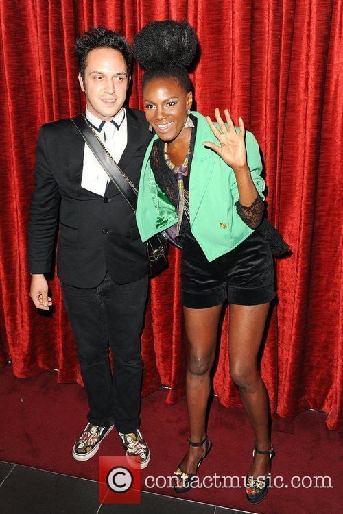 Shingai Shoniwa of Noisettes Equire's 75 Brilliant Young...
