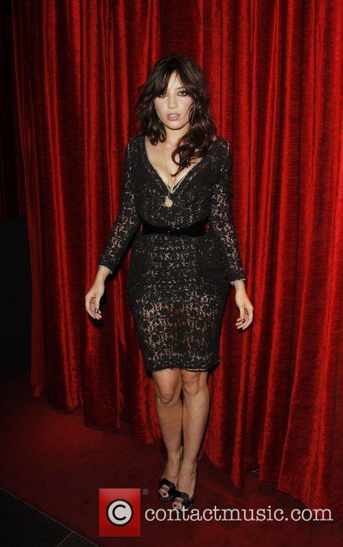 Daisy Lowe Esquire's 75 Brilliant Young Brits dinner...