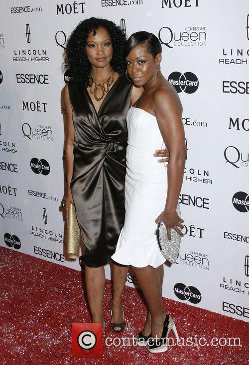Garcelle Beauvais and Tichina Arnold 3rd Annual ESSENCE...