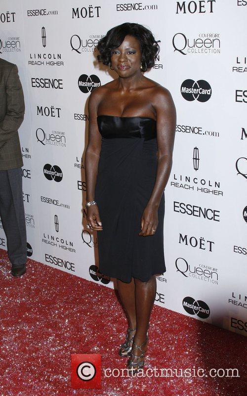 Viola Davis 3rd Annual ESSENCE 'Black Women in...