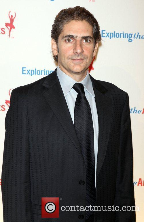Michael Imperioli and Wall Street 2