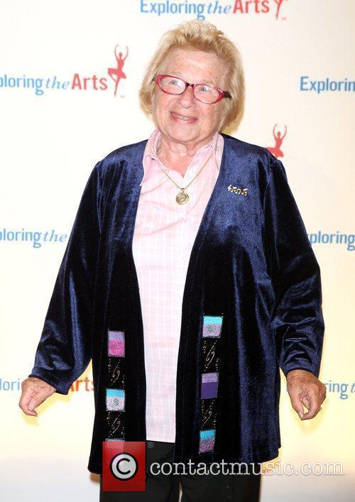 Dr. Ruth Westheimer  attend the Exploring the...