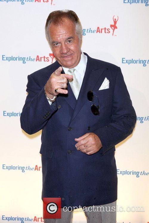 Tony Sirico attends the Exploring the Arts Gala...