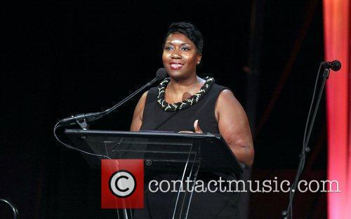 Fia Davis  speaks at the Exploring the...