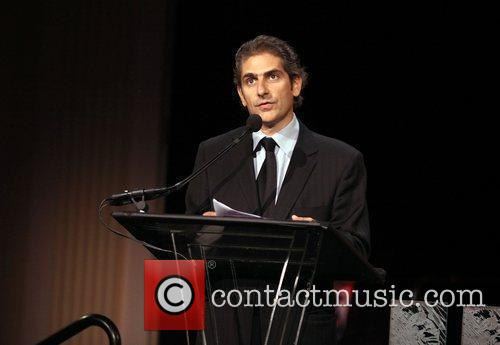Michael Imperioli and Wall Street 6