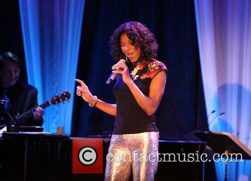 Singer Natalie Cole  performs at the Exploring...