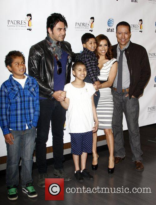 Beto Cuevas and Eva Longoria 4