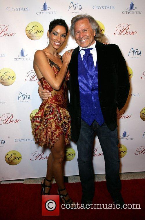 Nicole Murphy and Peter Nygard Eva Longoria Parker...