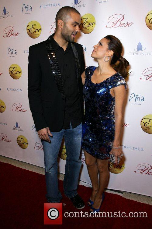 Eva Longoria Parker hosts a New Year's Eve...