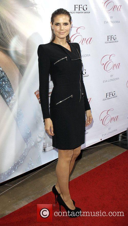 Heidi Klum and Eva Longoria 2