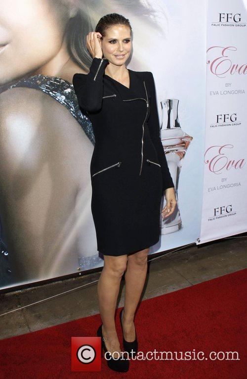Heidi Klum and Eva Longoria 3