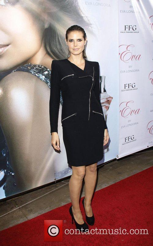 Heidi Klum and Eva Longoria 4