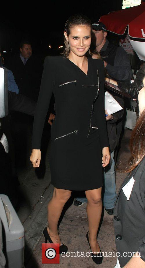 Heidi Klum and Eva Longoria 6