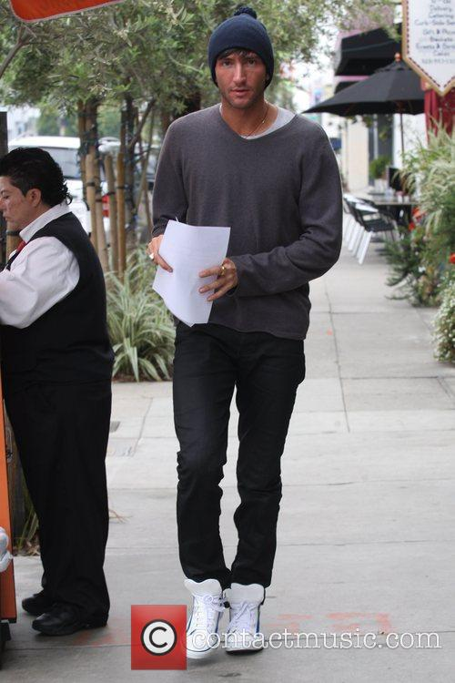 Evan Lysacek and Dancing With The Stars 9