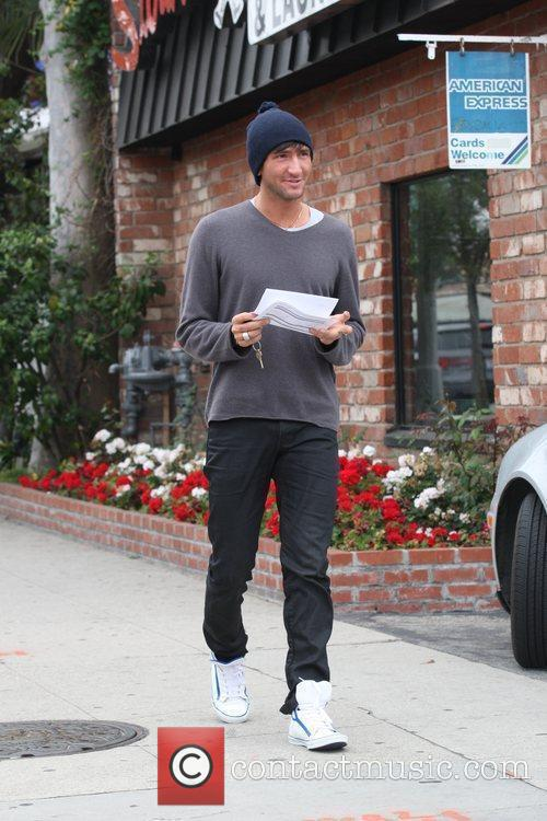 Evan Lysacek and Dancing With The Stars 10