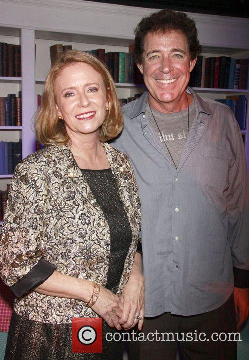 Eve Plumb, Barry Williams and Cabaret 11