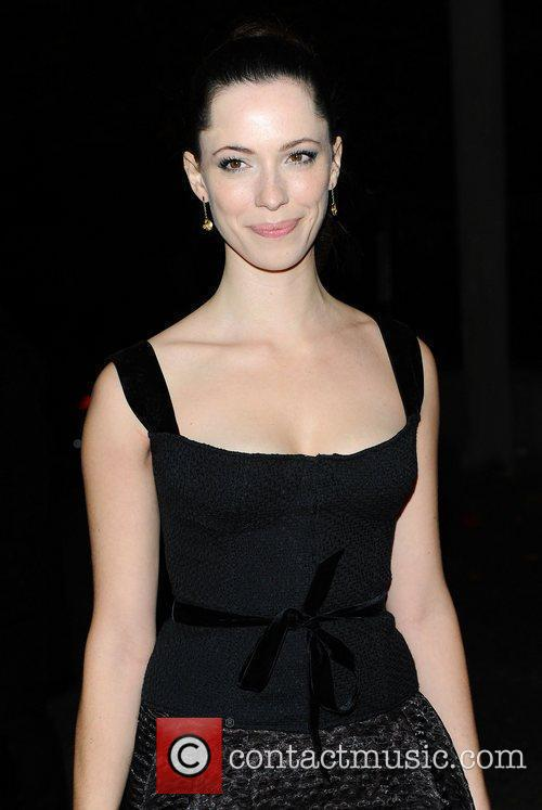Rebecca Hall at the London Evening Standard Theatre...