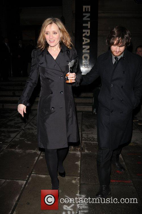Anne-Marie Duff and James McAvoy 2