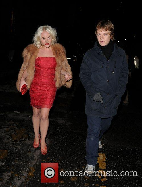 Jaime Winstone and Alfie Allen 3
