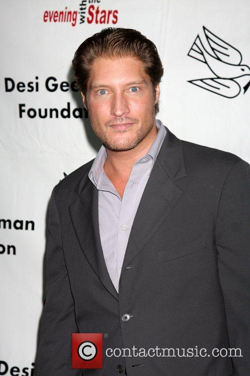 Sean Kanan arrives at the Evening With the...