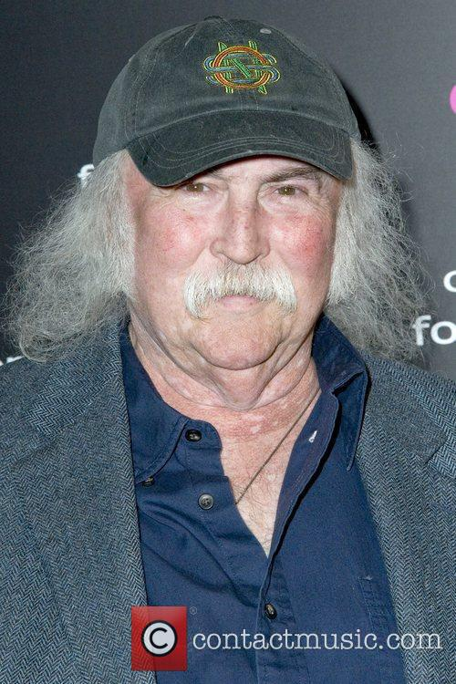 David Crosby The Candie's Foundation 6th Annual 'Event...
