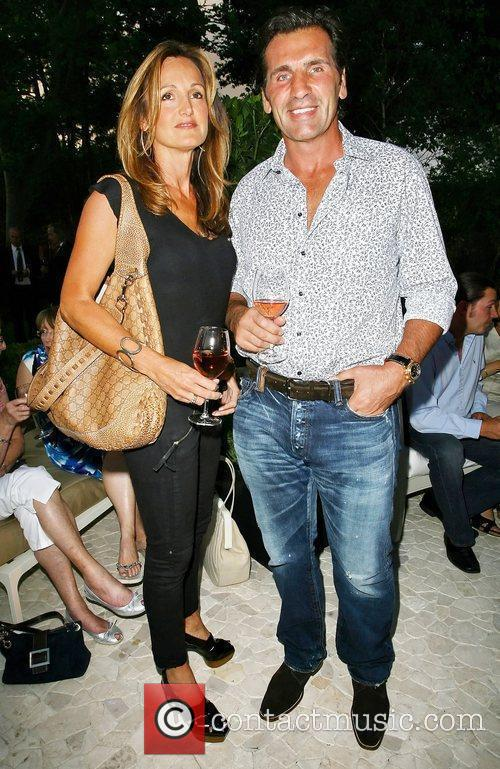 Susie Moss and Ken Moss Evitavonni annual lifestyle...