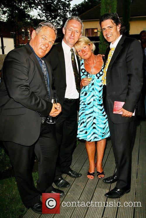 The LemonGrove Jazz Quartet Evitavonni annual lifestyle party...