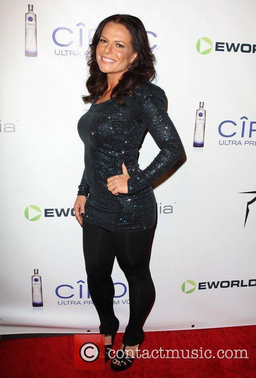 Sanaa Hamri The eWorld Music Awards at the...