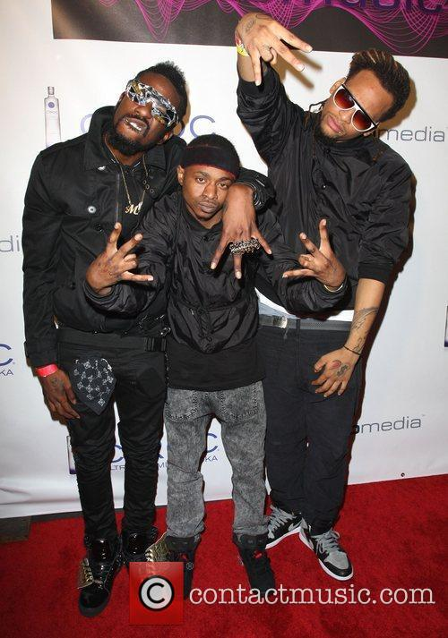 The Rej3ctz The eWorld Music Awards at the...