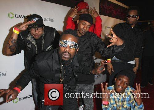 The Rej3ctz and Guests The eWorld Music Awards...
